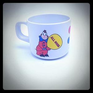 10 / Melamine Ware - Centro Mfg - Cups vintage